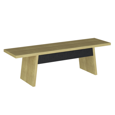Memoria Elements Bench With Drawer, 130 cm