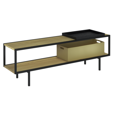Memoria Elements Bench With Tray, 150 cm