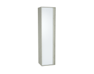 61298 - M-Line Infinit Tall Unit, 40 cm, Silver Oak, left