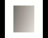 61320 - Mirror, Classic, 80 cm