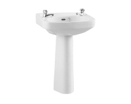 6142L003-0022 - Arkitekt Washbasin, 55 cm