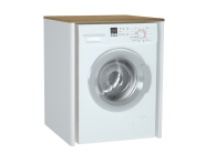 61520 - Sento Laundry Unit, 70 cm, without laundry basket Matte White