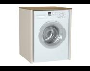 61521 - Sento Laundry Unit, 70 cm, without laundry basket Matte Cream