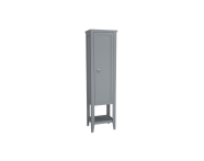62244 - Valarte Tall Unit, 55 cm, Matte Grey, right