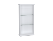 62252 - Valarte Open Unit, 55 cm, Matte White
