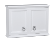 62255 - Valarte Upper Unit, 75 cm, Matte White