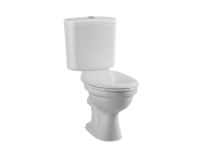 6468L003-0353 - Milton 4 Lt. Close-Coupled WC Pan