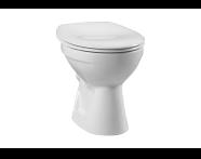 6858L003-0891 - Arkitekt Low-Level WC Pan, Horizontal Outlet