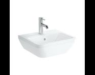 """7047B003H0001 - """"Integra Washbasin, 45 cm"""""""