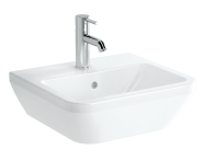7047L003-0001 - Integra Standard Washbasin, 45cm, Square