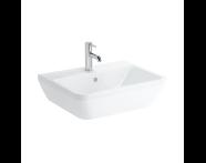 """7050B003H0001 - """"Integra Washbasin, 60 cm"""""""