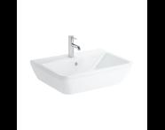 """7051B003H0001 - """"Integra Washbasin, 65 cm """""""