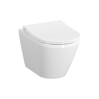 """Integra Wall-hung WC Pan hidden fixation, 52 cm"""