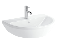 7061L003-0001 - Integra Standard Washbasin, 65cm, Round