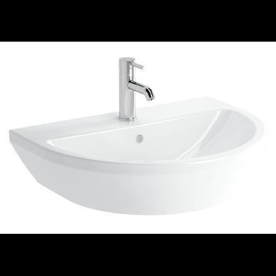 Integra Standard Washbasin, 65cm, Round