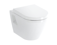 7062B003-0075 - Integra Wall-Hung WC, Rimless, Standard Fixation