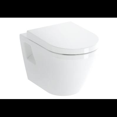 Rim-Ex Wall-Hung WC Pan, 52 cm