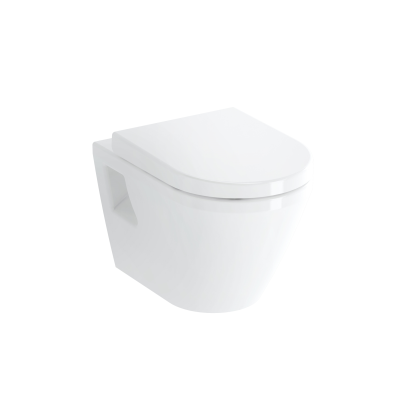 Wall-Hung WC Pan, 54 cm
