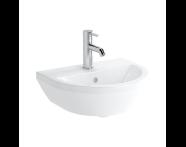 """7065B003H0001 - """"Integra Washbasin, 45 cm"""""""