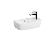 """7070B003H0921 - """"Shift Compact Basin, 50X25 cm, for countertop use"""""""