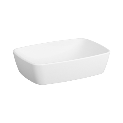 Rectangular Bowl, 55X38 cm, Without Tap Hole, Without Overflow Hole