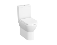 "7093B003-0092 - ""Integra Rim-ex close-coupled WC pan, back-to-wall 62 cm, Rim-ex close-coupled WC pan, back-to-wall, high, Universal Outlet, with universal bidet function"""