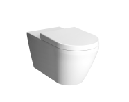 "7098B003-0090 - ""Integra Rim-ex Wall hung WC Pan 70 cm, Rim-ex Wall hung WC Pan, With bidet function, hidden fixation"""