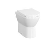 "7099B003-0088 - ""Integra Rim-ex single WC pan, back-to-wall 54 cm, Rim-ex single WC pan, back-to-wall, Universal Outlet, with hidden bidet function"""
