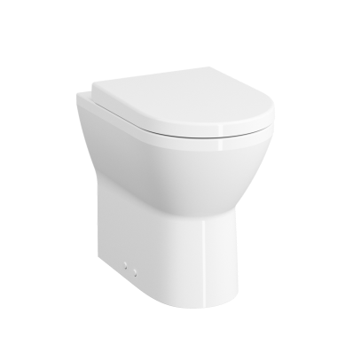 """Integra Rim-ex single WC pan, back-to-wall 54 cm, Rim-ex single WC pan, back-to-wall, Universal Outlet, with hidden bidet function"""