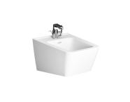 "7246B403-0288 - ""Equal Wall-hung Bidet 54 cm, wall hung bide, without side holes"""