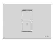 740-0185 - Twin² Pneumatic Control Panel, Matt Chrome