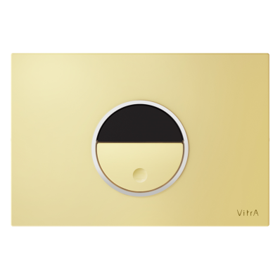 VitrA Pro Photocelled Control Panel - Gold - 12 cm