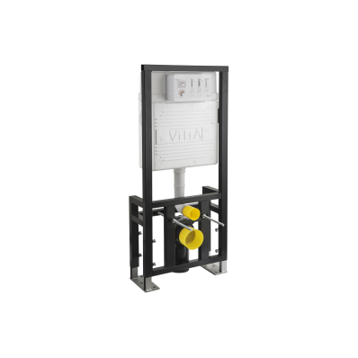 Rapid Installation -For Wall-Hung Wc Pans (Floor Mounted) Application Set