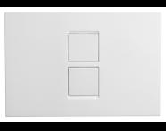 748-0100 - Twin2 Panel - White