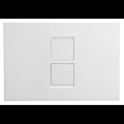 Twin2 Panel - White
