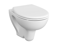 7641L003-0075 - Wall-Hung WC Pan, 52 cm