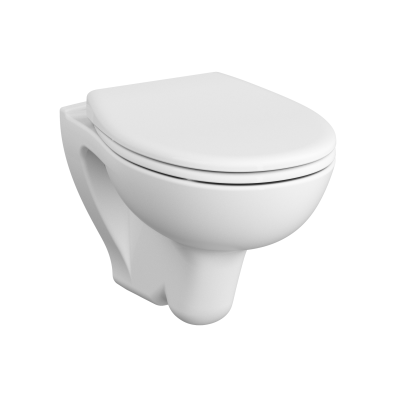 Wall-Hung WC Pan, 52 cm