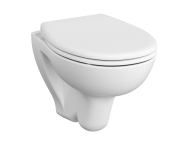 7649L003-0075 - Wall-Hung WC Pan, Compact, 48 cm