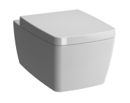 7672B003H0075 - Metropole Rim-Ex Wall-Hung WC Pan, 56 cm
