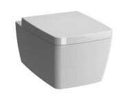 7672B003H7201 - Metropole Rim-Ex Wall-Hung WC Pan, 56 cm
