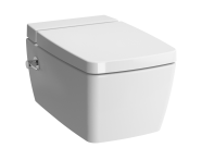 7672B003H7207 - Metropole Rim-Ex Wall-Hung WC Pan-White