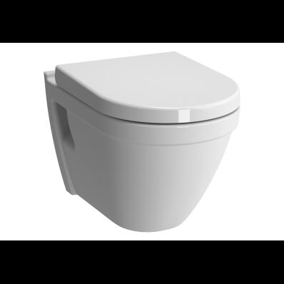 S50 Wall-Hung WC Pan, Rim-Ex
