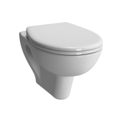 S20 Wall-Hung WC Pan, Rim-Ex