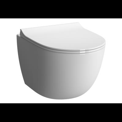 Sento Rim-Ex Wall-Hung WC Pan