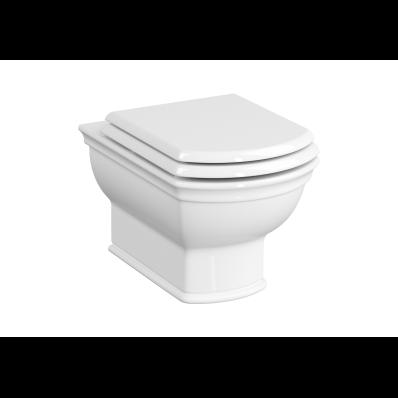 Rim-Ex Wall-Hung WC Pan, 54 cm