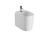 "7816B401-0288 - ""Plural Floor standing bidet, back-to-wall 55 cm, Without side holes"""