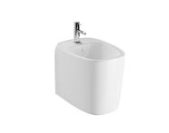"7816B403-0288 - ""Plural Floor standing bidet, back-to-wall 55 cm, Without side holes"""