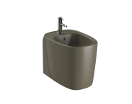 "7816B450-0288 - ""Plural Floor standing bidet, back-to-wall 55 cm, Without side holes"""