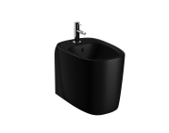 """7816B483-0288 - """"Plural Floor standing bidet, back-to-wall 55 cm, Without side holes"""""""