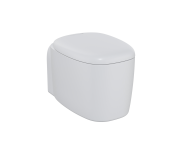 "7830B401H0090 - ""Rim-ex Wall hung WC Pan, 55 cm, hidden fixation (Matte white), bidet function"""